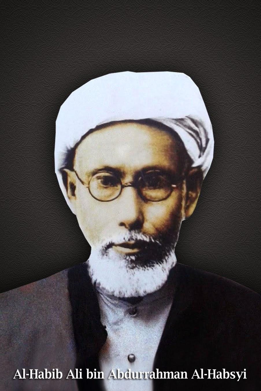 Biografi Habib Ali bin Abdurrahman Al Habsyi (Habib Kwitang)