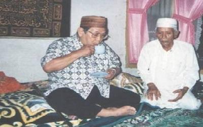 Biografi KH. Afandi Abdul Muin Syafi'i