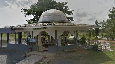 Lintas Ziarah dan Bertawassul di Makam K.H Anang Sya'rani Arief Banjarmasin