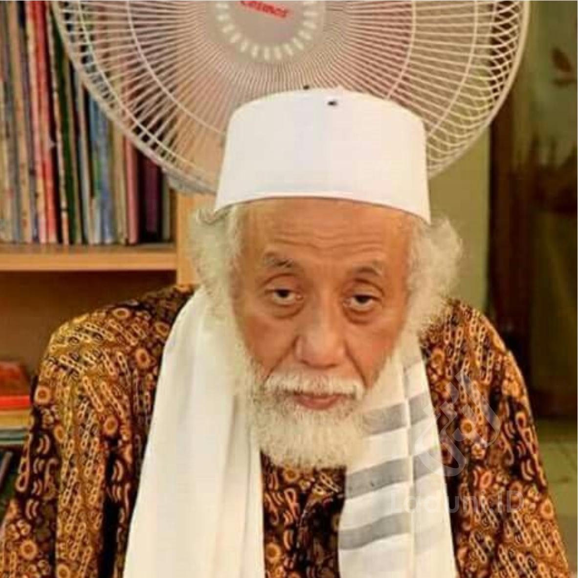 Biografi Abuya Ahmad Muhtadi Dimyathi
